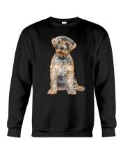 NYX - Rottweiler Bling - 0703 Crewneck Sweatshirt thumbnail