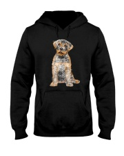 NYX - Rottweiler Bling - 0703 Hooded Sweatshirt thumbnail