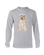 NYX - Rottweiler Bling - 0703 Long Sleeve Tee thumbnail