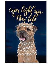 Border Terrier Light Up 11x17 Poster front