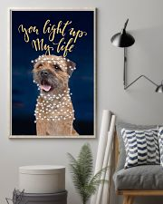 Border Terrier Light Up 11x17 Poster lifestyle-poster-1