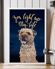 Border Terrier Light Up 11x17 Poster lifestyle-poster-4