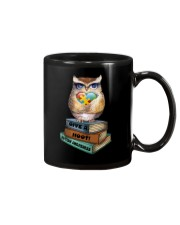 Owl and Autism Mug tile