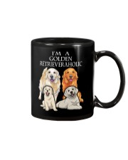 GOLDEN RETRIEVERAHOLIC Mug thumbnail