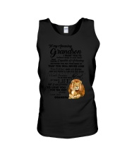 Family To My Grandson I want to tell you  Unisex Tank thumbnail