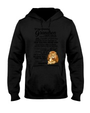 Family To My Grandson I want to tell you  Hooded Sweatshirt thumbnail