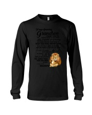 Family To My Grandson I want to tell you  Long Sleeve Tee thumbnail