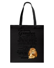 Family To My Grandson I want to tell you  Tote Bag thumbnail