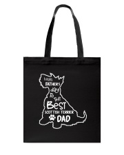 Scottish Terrier Dad T5TO Tote Bag tile