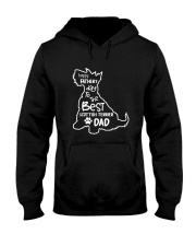Scottish Terrier Dad T5TO Hooded Sweatshirt thumbnail