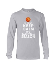 Basketball Season Long Sleeve Tee thumbnail