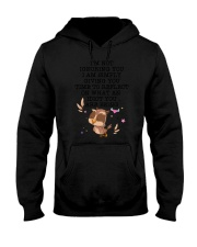 Owl Simple Hooded Sweatshirt thumbnail