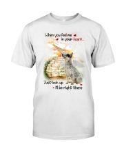 Australian Cattle Dog Look Up Classic T-Shirt thumbnail