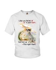 Australian Cattle Dog Look Up Youth T-Shirt thumbnail