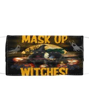 Black Cat Witches T825 Cloth face mask front