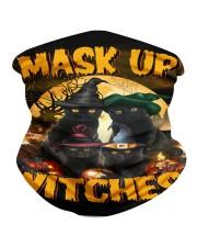 Black Cat Witches T825 Neck Gaiter tile