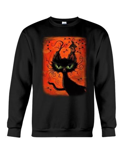 Black Cat - I am Halloween