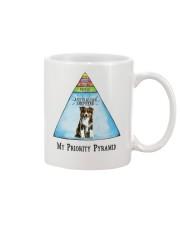 Australian Shepherd Priority Pyramid Mug thumbnail