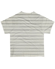 Greyhound Lines All-over T-Shirt back