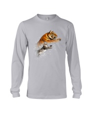 Nyx - Cat And Tiger - 2709 - N3 Long Sleeve Tee tile