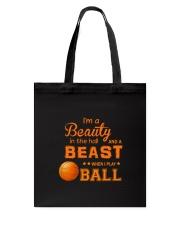 Basketball I Play Ball  Tote Bag thumbnail