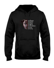 Pitbull For Loving Hooded Sweatshirt thumbnail