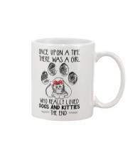 Dog - kitties Mug thumbnail