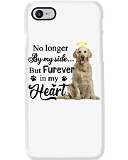 Golden Retriever Forever In My Heart Phone Case thumbnail