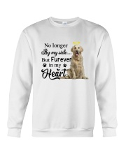 Golden Retriever Forever In My Heart Crewneck Sweatshirt thumbnail