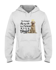 Golden Retriever Forever In My Heart Hooded Sweatshirt thumbnail