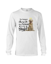 Golden Retriever Forever In My Heart Long Sleeve Tee thumbnail