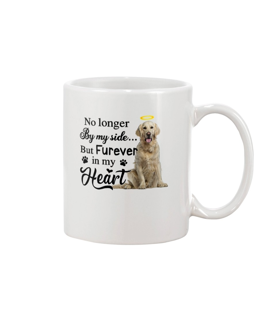 Golden Retriever Forever In My Heart Mug