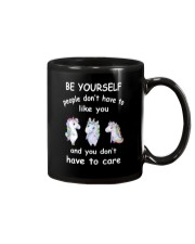 Be Yourself  Unicorn Mug thumbnail