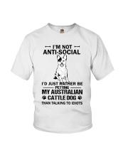 Australian Cattle Dog Anti-social Youth T-Shirt thumbnail