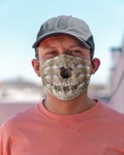 Awesome French Bulldog G82710 Cloth face mask aos-face-mask-lifestyle-06