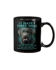 DOGS - LABRADOR RETRIEVER - THREE SIDES Mug thumbnail