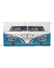 Hippie Bus H30742 Cloth face mask front