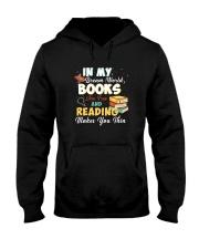 Book - My Dream World Hooded Sweatshirt thumbnail