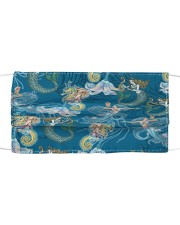 Lovely Mermaid G82416 Cloth face mask front