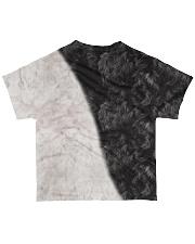 Lhasa apso - BLACK WHITE All-over T-Shirt back