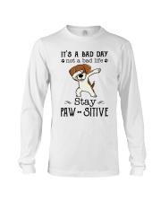 Beagle Stay Paw-sitive Long Sleeve Tee thumbnail