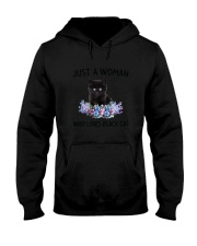 NYX - Woman Black Cat - 1304 Hooded Sweatshirt thumbnail