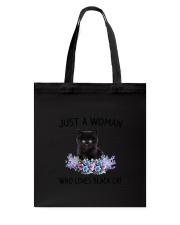 NYX - Woman Black Cat - 1304 Tote Bag thumbnail