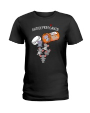 Elephants Anti Ladies T-Shirt thumbnail
