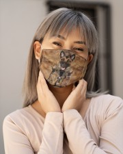 Awesome Belgian Malinois G82747 Cloth face mask aos-face-mask-lifestyle-17
