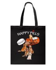 NYX - Golden RetrieverHappy Pills - 2809 - 93 Tote Bag thumbnail