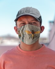 Bee Mandala G82808 Cloth Face Mask - 3 Pack aos-face-mask-lifestyle-06