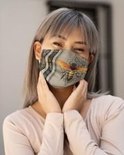 Bee Mandala G82808 Cloth Face Mask - 3 Pack aos-face-mask-lifestyle-17