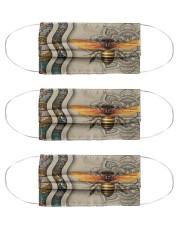 Bee Mandala G82808 Cloth Face Mask - 3 Pack front