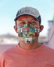 Camera Bird T825 Cloth face mask aos-face-mask-lifestyle-06